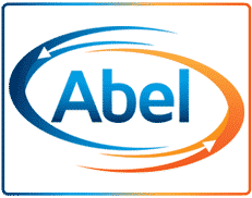 Abel Heating and Cooling Logo